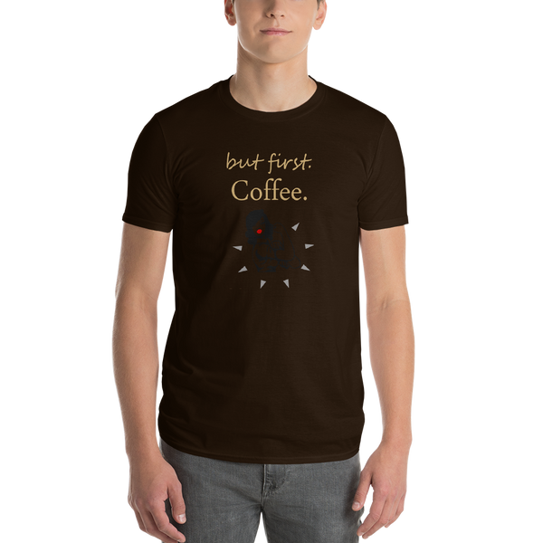 But First Coffee Mens  t-shirt 2 - SpuzzosDeals