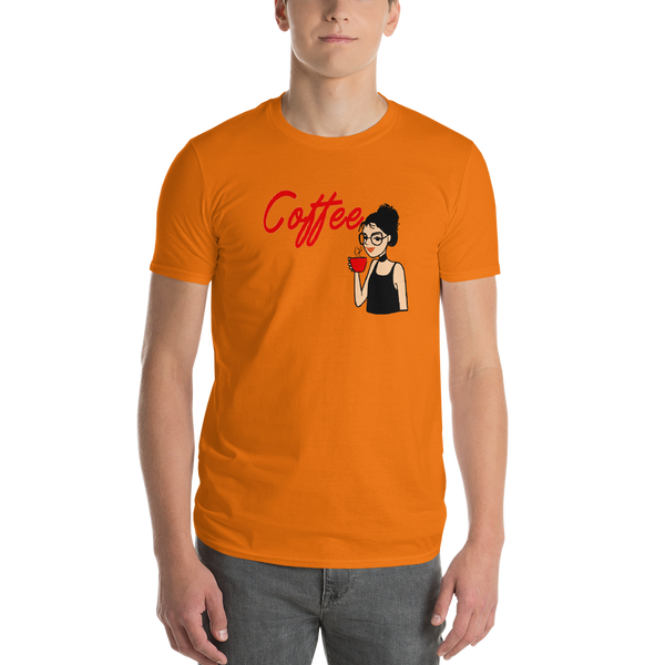 Coffee  Mens t-shirt - SpuzzosDeals