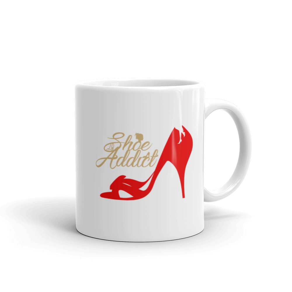 Shoe Addict Mug - SpuzzosDeals