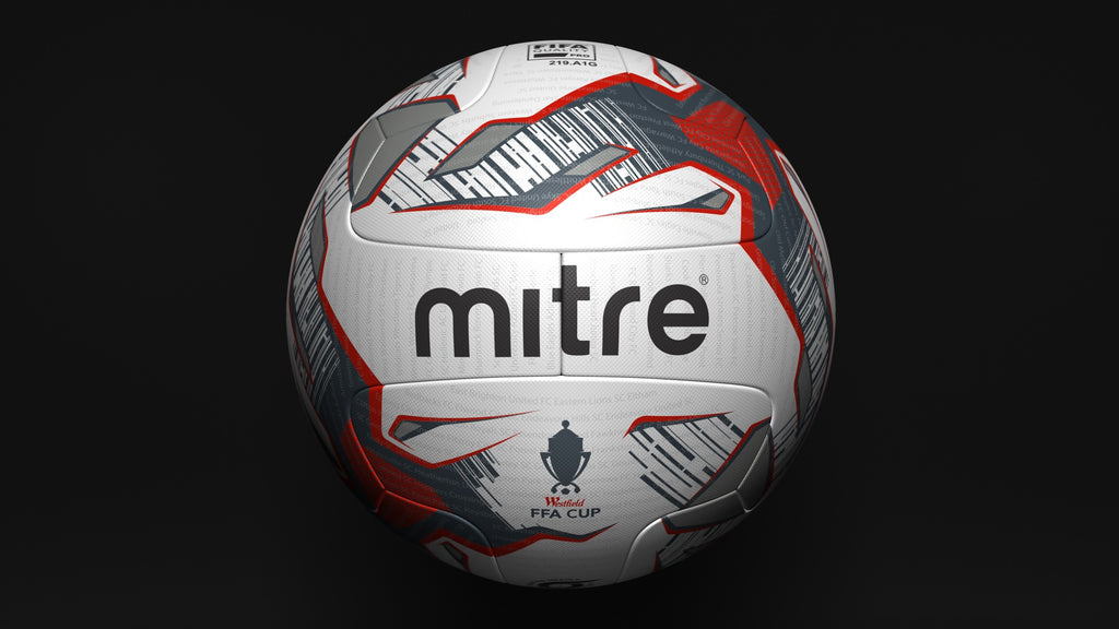The FFA Cup | Mitre announced as the Official Match Ball for 2017