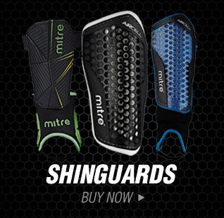 Buy Soccer shinguards from Mitre Australia
