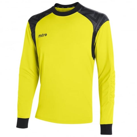 Mitre Guard Goalkeeper Jersey - YELLOW