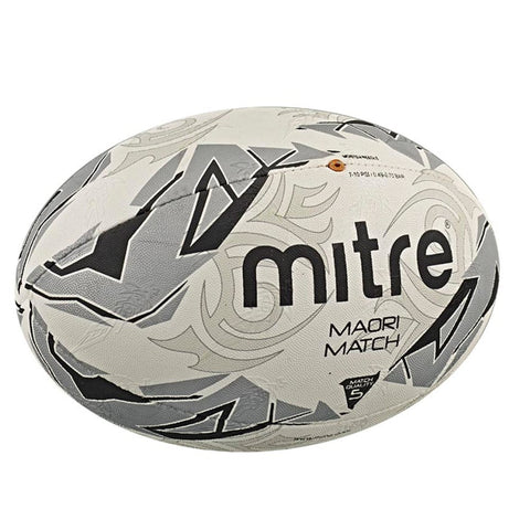 Mitre Maori rugby ball