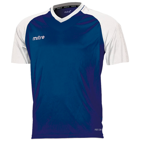 Mitre Cabrio Jersey - NVY/WHT