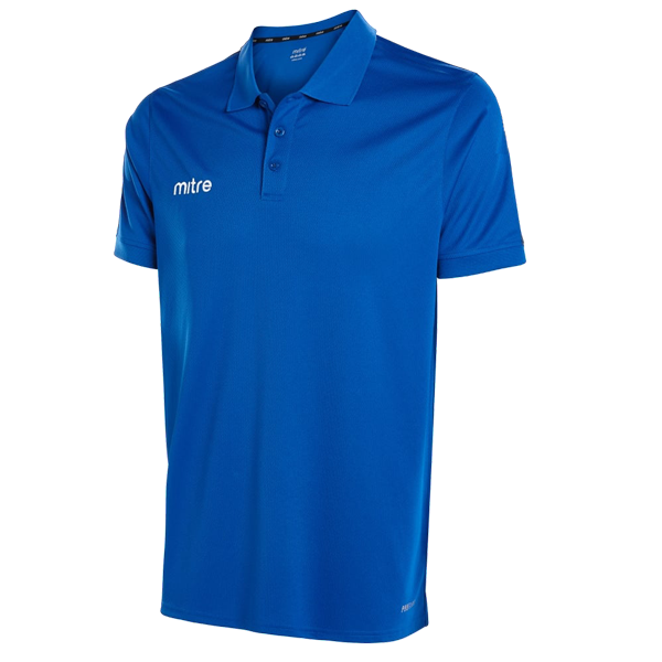 Mitre Edge Polo - ROYAL