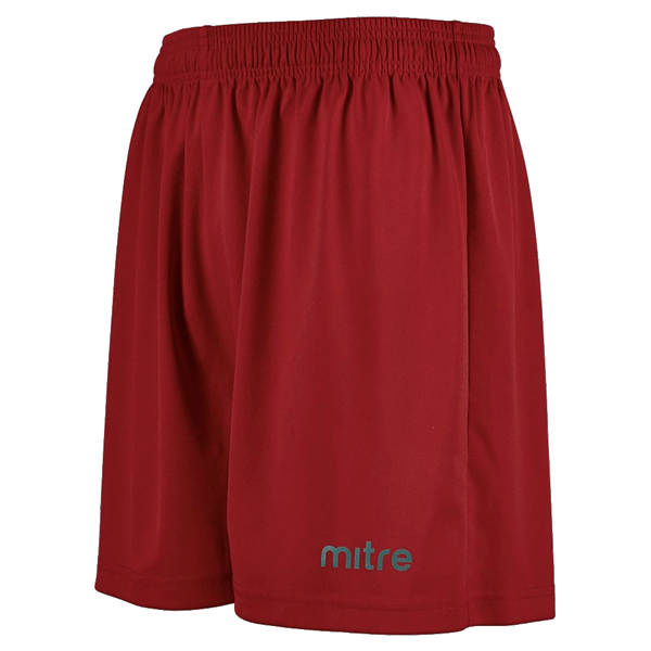 Mitre Metric Short - MAROON