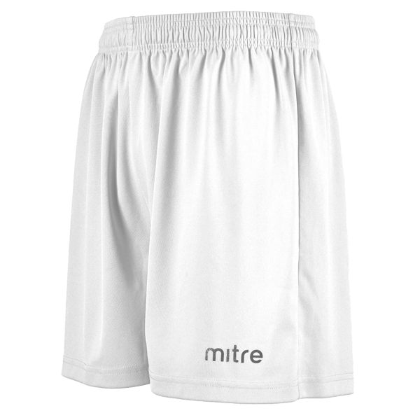 Mitre Metric Short - WHITE