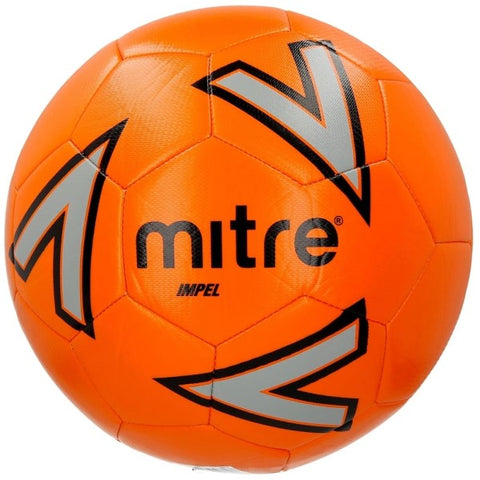 Mitre Impel Football - ORANGE