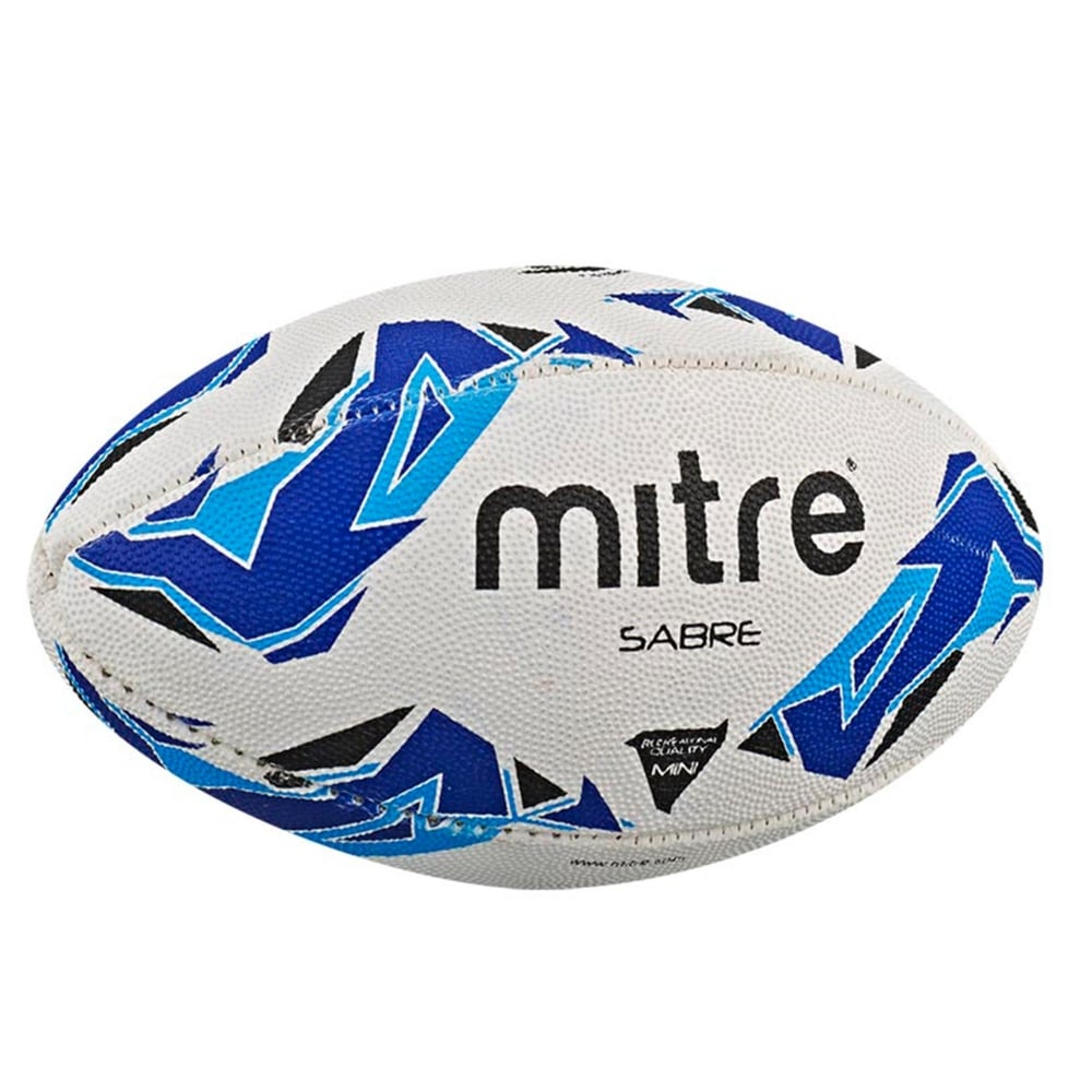 Mitre Sabre rugby ball Mini