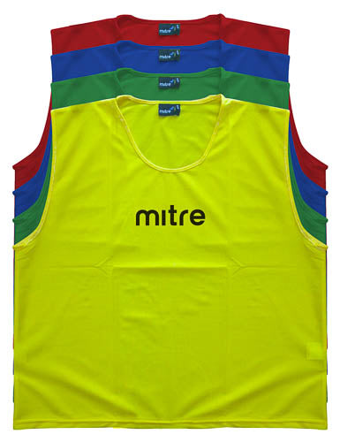 Mitre Core Training Bib- 25 pack