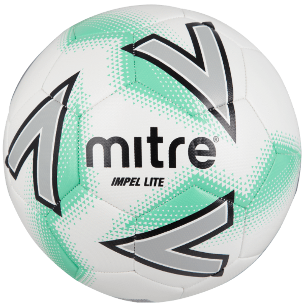 Mitre Impel Lite 290 Ball 2019 White/Green Sz4