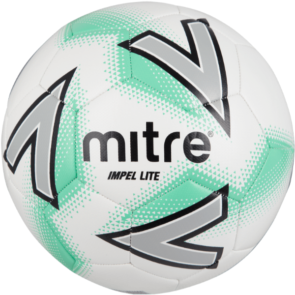 Mitre Impel Lite 360 Ball 2019 White/Green Sz5
