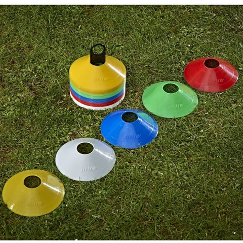"Mitre 50 Space Markers set sz  2"" Multi colour"