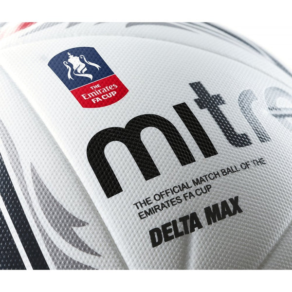 Mitre Delta Max FA Cup Official Match Ball