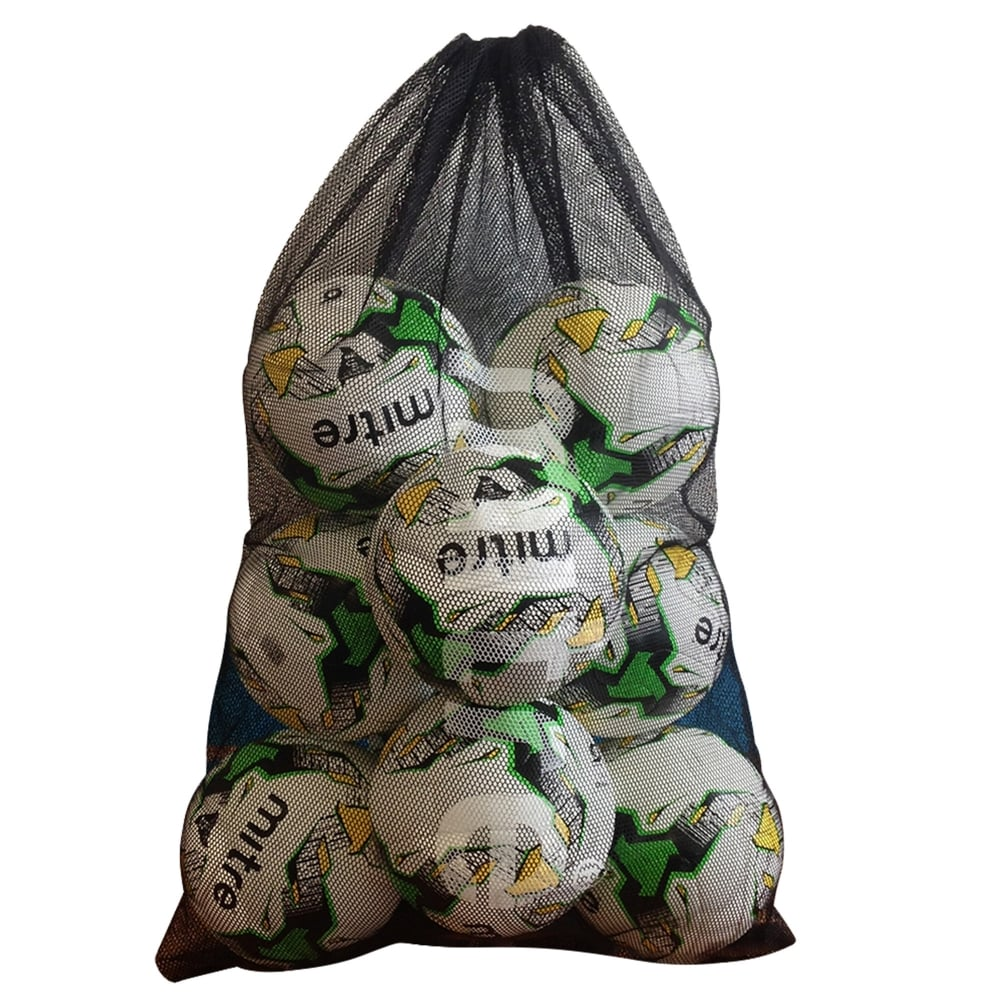 Mitre Mesh Ball Sack holds 10