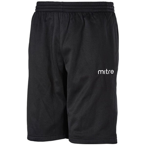 Mitre Primero Training Short - BLACK