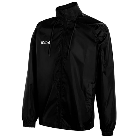 Mitre Edge Rain Jacket - BLACK