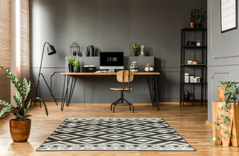 Add an area rug to your space
