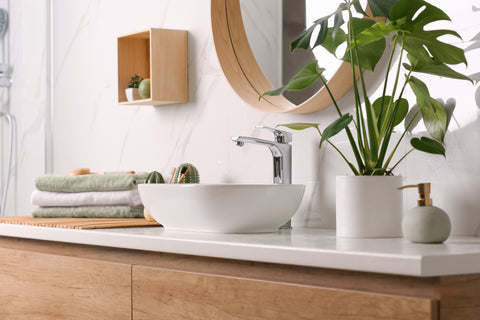 Give your bathroom a facelift
