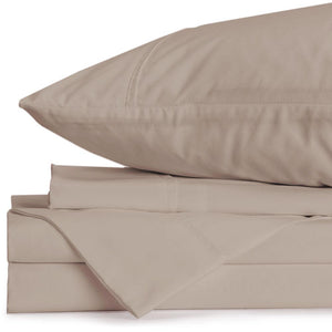 Eternal Taupe Twin XL Sheet Set