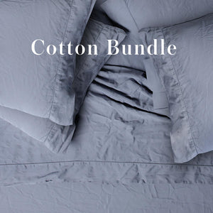 Cozy Cotton Sateen Bundle