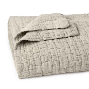 Torrey Relaxed Cotton Coverlet