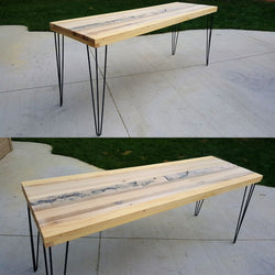 Cedar and Birch Desks and Tables