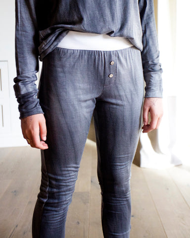 distressed / women's lounge pants