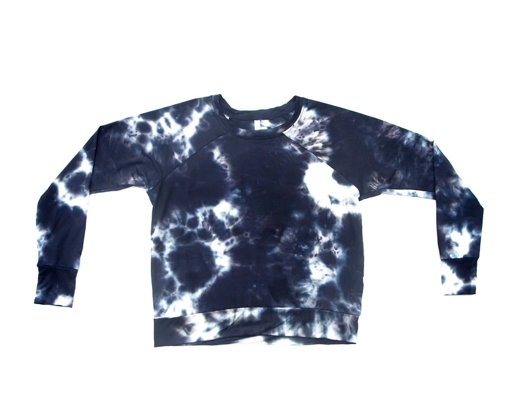 black ink / pullover shirt