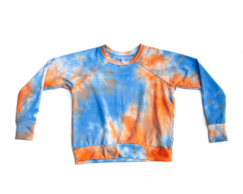 blue crush / pullover shirt