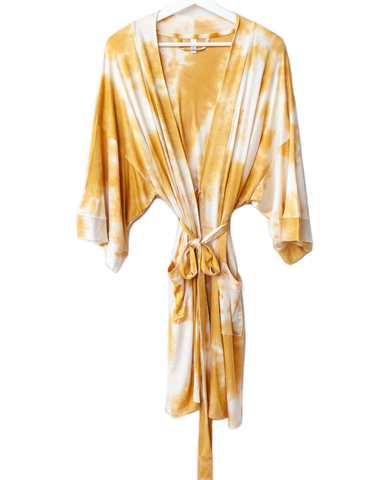 butterscotch / robe