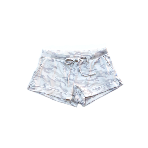 camo (cream/grey) / shorts
