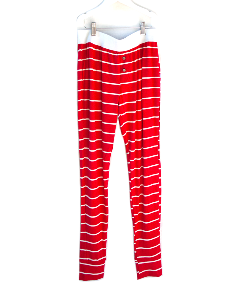 candy cane / women's lounge pants