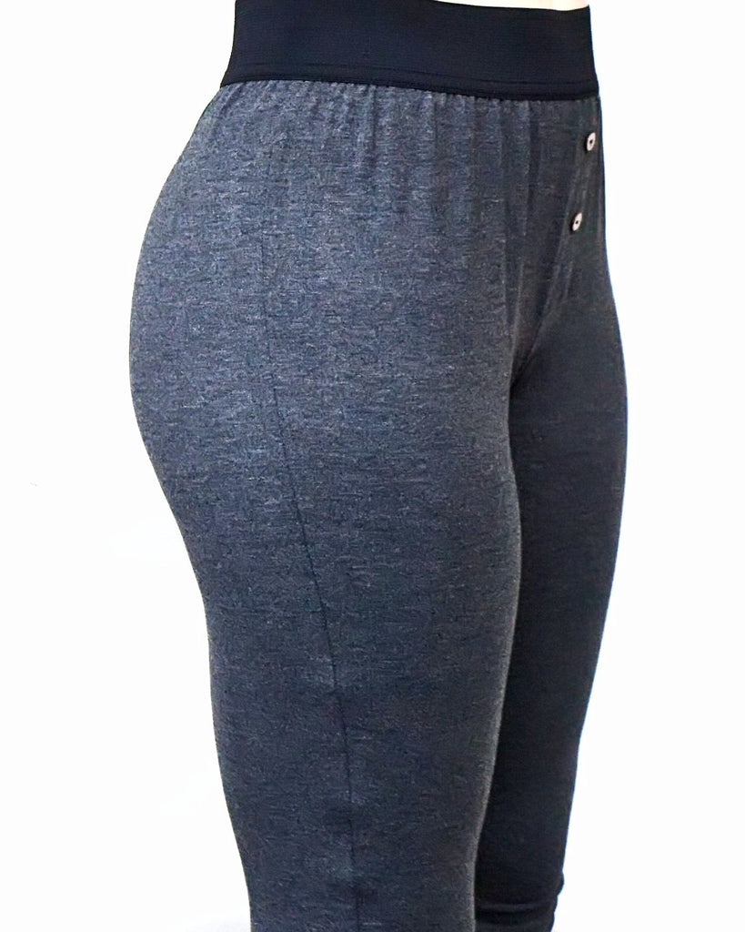 charcoal / women's lounge pants