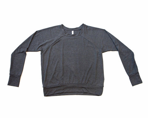 charcoal / pullover shirt