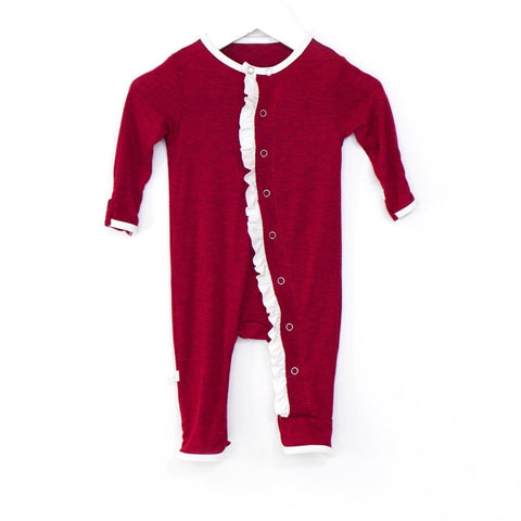 baby pajamas, christmas pajamas, toddler clothes, holiday pajamas,  girl pajamas