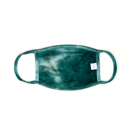 emerald / face mask