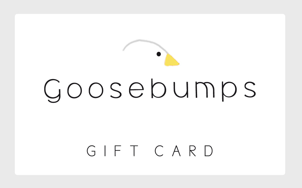 Goosebumps Gift Card