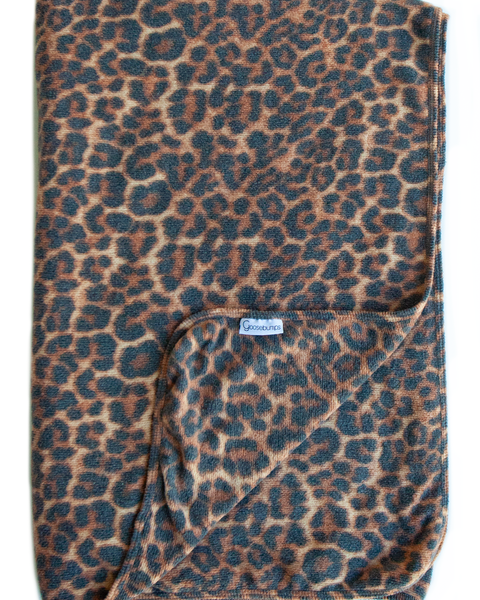 jaguar throw / camel