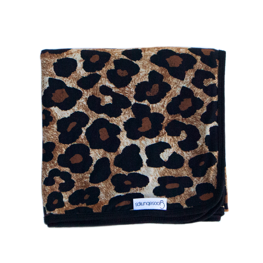 leopard / large print / baby