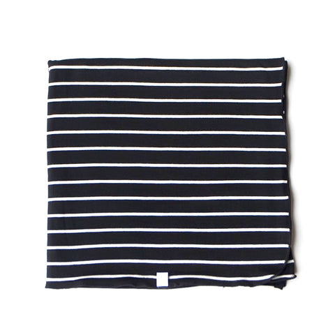 modern stripe / swaddle