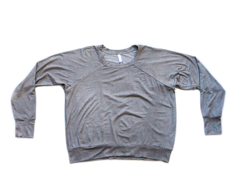 nickel / pullover shirt