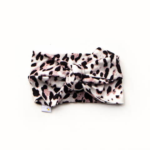 out of africa / knotted headband