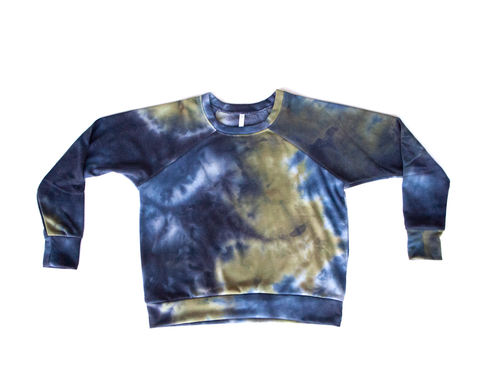 peacock / pullover shirt