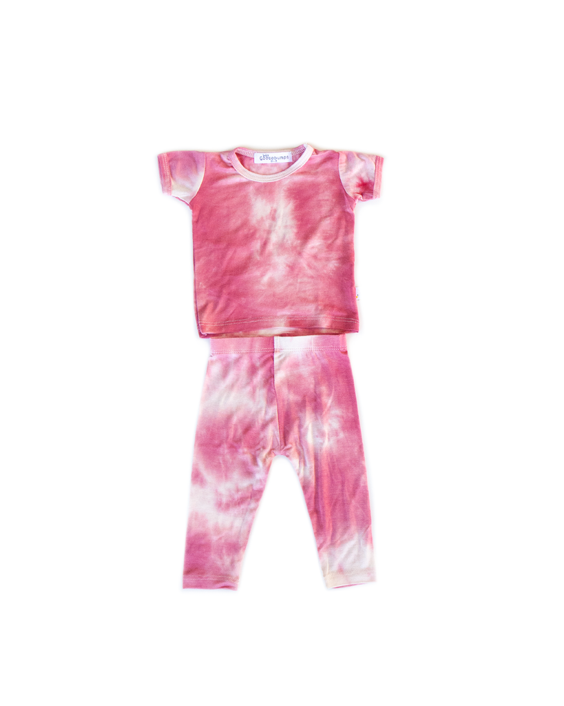 pinkalicious / two piece skinny / short sleeve