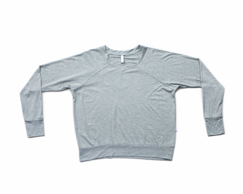 seaglass / pullover shirt