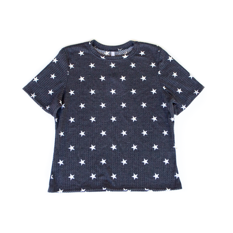 super star / short sleeve shirt