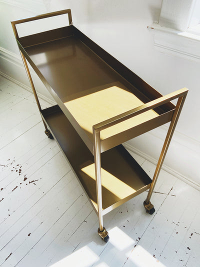 Simple Bar Cart
