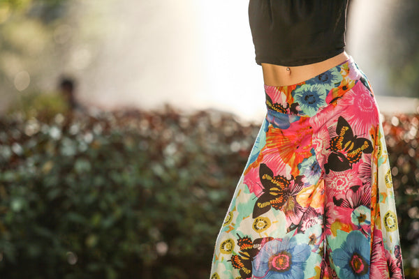 5 Ways to Wear Wide Leg Palazzo Pants