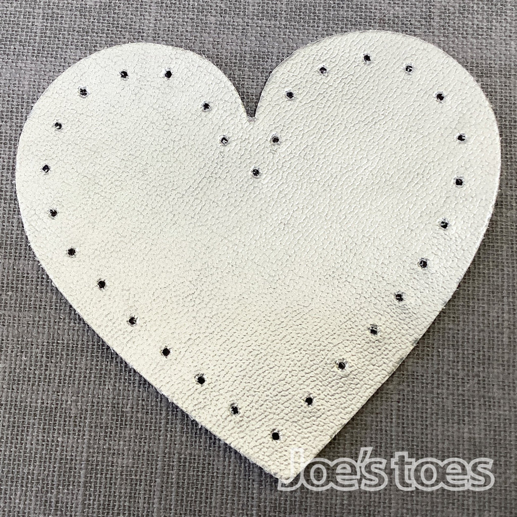 Heart Shaped Sew On Patches